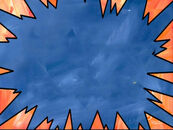 Blank title card MEmaid man