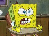 Angry SpongeBob