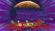 Krabby Patty Creature Feature Blank