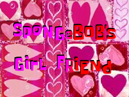 Spongebob's girlfrend