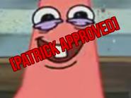 Patrick Approved Award 8