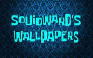 Squidwards wallpaper