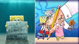 50 Artists Pay Tribute to SpongeBob Squarepants Creator Stephen Hillenburg