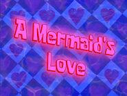 A Mermaid's Love