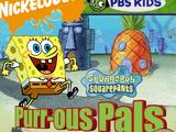 SpongeBob/Sagwa: Purr-ous Pals