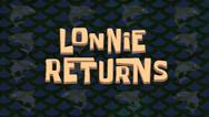 Lonnie Returns TC English