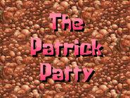 Patrick Patty