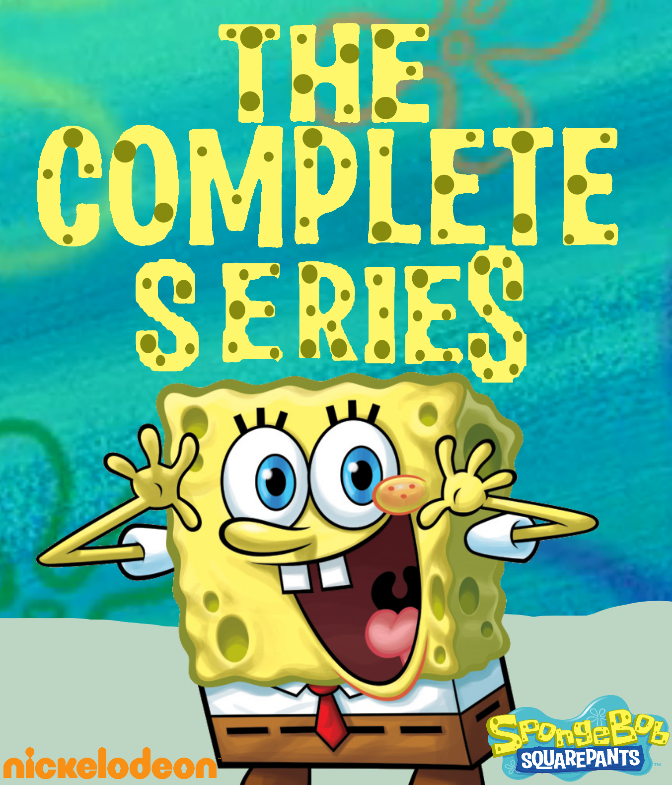 SpongeBob SquarePants: The Complete Series Box Set | SpongeBob Fanon