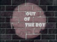 Out of The Boy