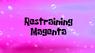 Restrainingmagenta