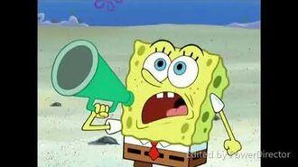 SpongeBob Mermaid Man and Barnacle Boy VI The Motion Picture WILHELM SCREAM (FAN-MADE)