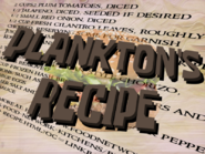 Plankton's-Recipe