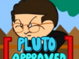 Pluto Approved Award