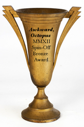 Awkward, Octopus Bronze Award