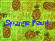 Spongefeud