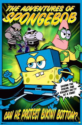 The Masked Sponge
