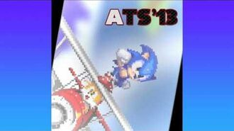 -Sonic ATS- OST- 3-16 - Eye of the Storm - For Storm Station Boss Act
