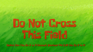 Donotcrossthisfield