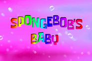 Spongebob's baby