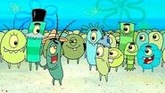 Plankton and family