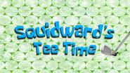 Squidwardsteetime