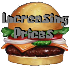 Increasing Prices