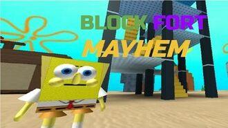 Block Fort Mayhem (Mini Short)