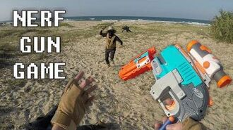 Nerf Gun Game BETA VERSION (Nerf Meets Call of Duty)
