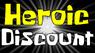 Heroic-discount