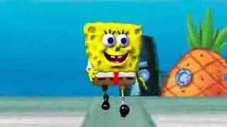 SpongeBob Walk Cycle