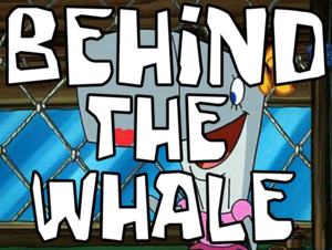 Behind the Whale