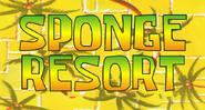 Sponge Resort