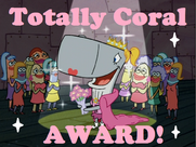 CoralAward