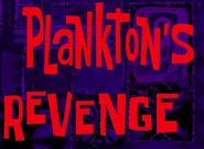 PLANKTON's revenge