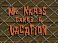 300px-Mr. Krabs Takes a Vacation