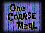 300px-One Coarse Meal