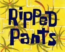 SB 2515-106 RIPPED PANTS