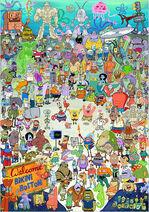 Spongebob Characters