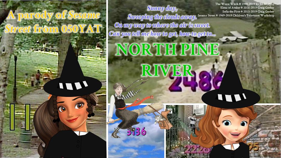 North Pine River (Sesame Street) | Spoof Wiki | FANDOM powered by Wikia