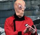 Spacefleet Alien