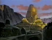 Promiass Shrine Monster Rancher anime