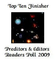 2009 Preditors and Editors Top 10
