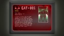CAT-DOS Specimen 11