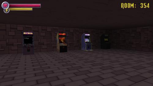 Arcade room hd