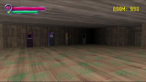 Arcade room og
