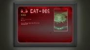 CAT-DOS Specimen 10 (Old) glitch