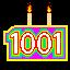 Room 1001