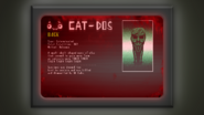 CAT-DOS Specimen 9