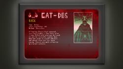 CAT-DOS Specimen 8