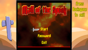 Mall of the Spook
